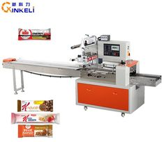 China Candy Bar Wrapping Machine Suppliers and Manufacturers - Low Price Candy Bar Wrapping Machine Factory - New Keli