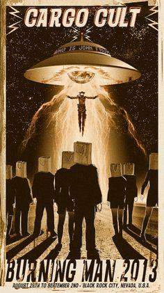 Burning Man 2013 theme announced