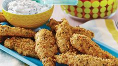 Quinoa-Crusted Chicken Fingers - Sobeys Inc.