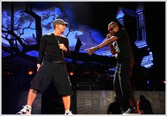 Eminem and Jay Z, one of the best nights EVER! Comerica Park 2010! My hubby made one of my dreams come true! <3