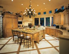 Dream home that i 39 ll never get haha p on pinterest for Castle kitchen cabinets