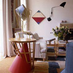 Modern • Chester Jones - A drawing room, London apartment, Belgravia