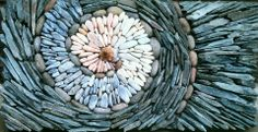 Stone Art Blog: pebble art by Johnny Clasper.