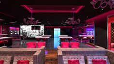 Blue Martini Bar, 2015 - Extreme Design