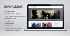 Shopping VideoAddict - Wordpress Video Themelowest price for you. In addition you can compare price with another store and read helpful reviews. Buy