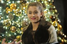 Ariana in christmas 2013 <3 #Ariana #Grande #ArianaGrande