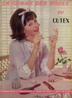 Cutex 1961 Nail Polish