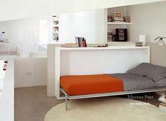 Кровать трансформер Poppi desk 90-120