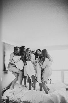If you spend the night with any of the girls, I could come super early and get shots like this!