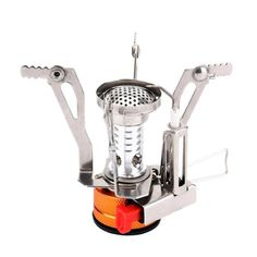 Travel Outdoor Mini Stove Folding Wood Stoves Camping Picnic Accessories GA
