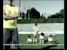 Prosinescki, es otro ejemplo de futbolista retirado que hizo anuncios