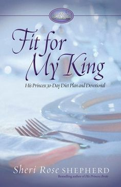 Fit for My King--This was incredible for me.  Taught me that it feels great to be healthy!  It is a 30 day commitment.  I continued a month at a time and lost weight.  Have since fallen off the challenge and gained all my weight back. But I know how great this feels spiritually and physically.  Time to start again!