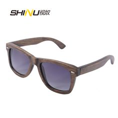 >> Click to Buy << Polarized Driving Glasses Man Bamboo Wood Sunglasses Oculos De Sol Masculino Cool Male Goggle Men Eyewear ANTI-UVA/UVB Shade #Affiliate