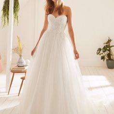 2dde1936 Brudekjole EDANA fra Sadoni selges hos Sans for Bryllup ...