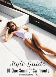 10 chic swimsuits you will want to break open your piggy bank for...