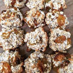 Oat and raisin cookies (gluten-free)   The Vegan Society
