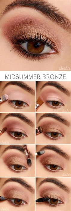 Are You Ready For A Beach Party? No, You Are Not Till You Don`t See These Awesome Makeup Ideas! ? makeup tips / beauty tips / make up for work ? Share and repin for later! (prom eye makeup tips and tricks)