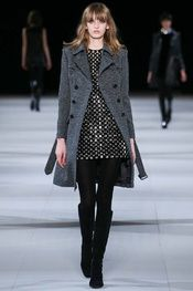 Saint Laurent | Otoño Invierno 2014/2015 - Paris Fashion Week