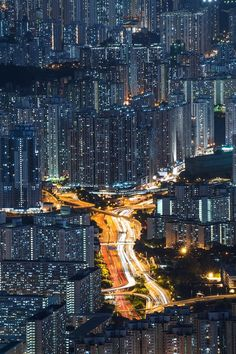 Digital love - Hong Kong (by Coolbiere. A.)