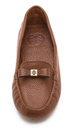 Tory Burch Loafers for Fall! Would make a perfect reward for all my efforts...