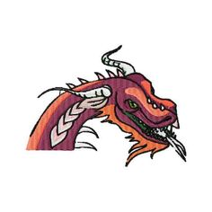 Free Machine Embroidery Designs, Email Address, Vip, Stitches, Dragon, Brown, Colors, Pattern, Stitching