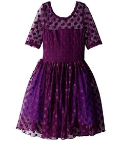 fiveloaves twofish Maiden of the West Dress (Little Kids/Big Kids)