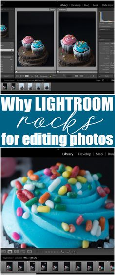 Why Lightroom Rocks for Editing Photos - My favourite features of Lightroom and why I solely use it for editing my images.
