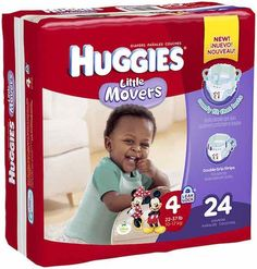 Woah! Huggies Diapers 18-38ct ONLY $4.67/Each At Walgreens With Coupon Stack Starting 5/8!