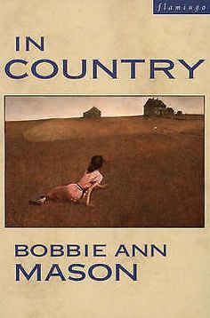 In Country by Bobbie Ann Mason (Paperback, 1987)