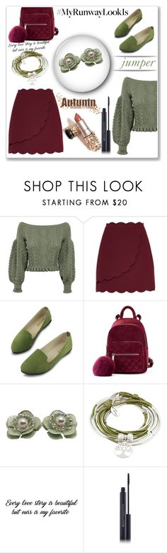 """""""jumper"""" by mk19972000 ❤ liked on Polyvore featuring Valentino, Ted Baker and Lizzy James"""