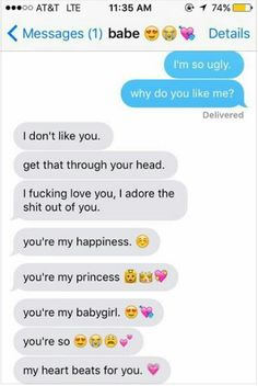 text messages to send to your crush tumblr - Google Search
