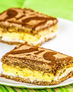 Raw Food Recipes, Cake Recipes, Cooking Recipes, Food Cakes, Tiramisu, Deserts, Goodies, Sweets, Sugar