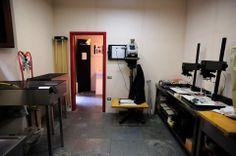 La Bottega Fotografica, la camera oscura