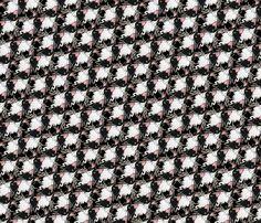 Cat fabric - Ash
