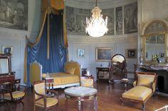 Quarto do rei da Espanha Castelo de Valençay -  O castelo de Valençay no Vale do Loire, na França é um dos incríveis châteaux dessa região. Mas com mais de mil castelos, um leitor me perguntou como escolher. Qual eu devo conhecer? No caso do Valençay, separei 5 motivos para você conhecer essa maravilha!