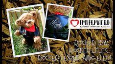 Rocker szív, rocker lélek,  Rocker leszek, amíg élek! Teddy Bear, Toys, Animals, Activity Toys, Animales, Animaux, Clearance Toys, Teddy Bears, Animal