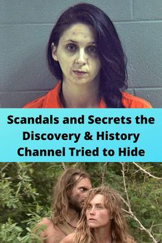 #Scandals and Secrets the #Discovery & #History Channel Tried to Hide