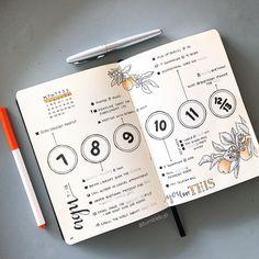 Sådan laver du en bullet journal | Boligmagasinet.dk