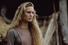 Robin Wright (then Penn-less) in THE PRINCESS BRIDE