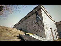 Leipzig Cityclimbing – bouldern an der Jahnallee