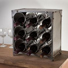 30 Best Top 10 Countertop Wine Racks Images Countertop Wine Rack