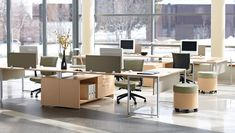 Give your office a fresh look with these #Graphic chairs from the #OfficeFurnitureGroup.