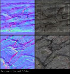 ArtStation - The Last of Us : Textures / Materials, Rogelio Olguin