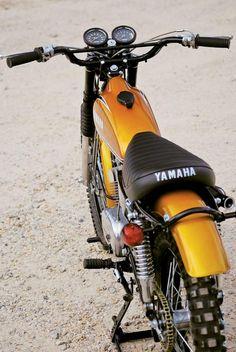 Yamaha CT3 175