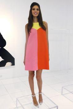 Lisa Perry RTW Spring 2013 - Runway, Fashion Week, Reviews and Slideshows - WWD.com