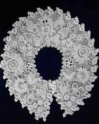Resultado de imagen de irish crochet wedding fashion
