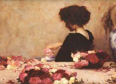 Herbert James Draper, Popurrí, 1897