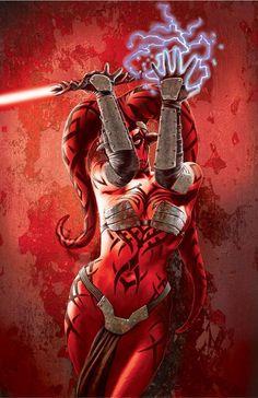 Lady Sith & Jedi