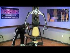 The Quick Set System - Introduction| Leisure Fitness Equipment
