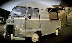 RENAULT ESTAFETTE Coffee Van For Sale (1967)